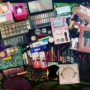 🔥 69 ITEM NEW HIGH END & OTHER MAKEUP LOT $280